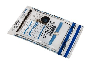 Security envelope K70 - transparent
